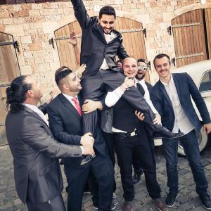 Die Gruppenfotos haben viel Spass gemacht…