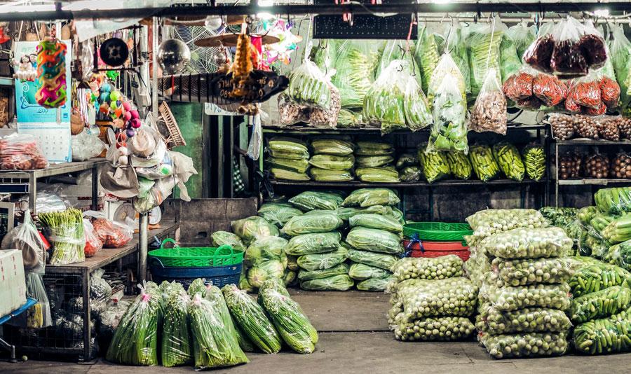 Fresh Market Gemüseshop